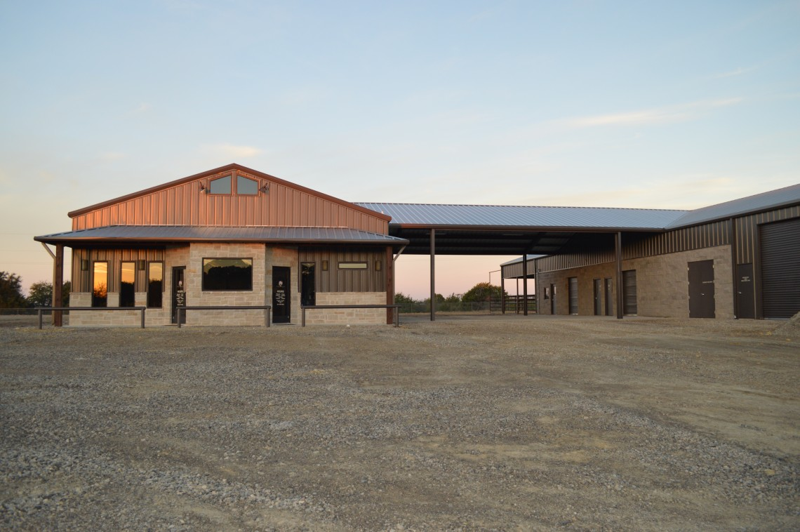 Commercial Applications for Metal Buildings
