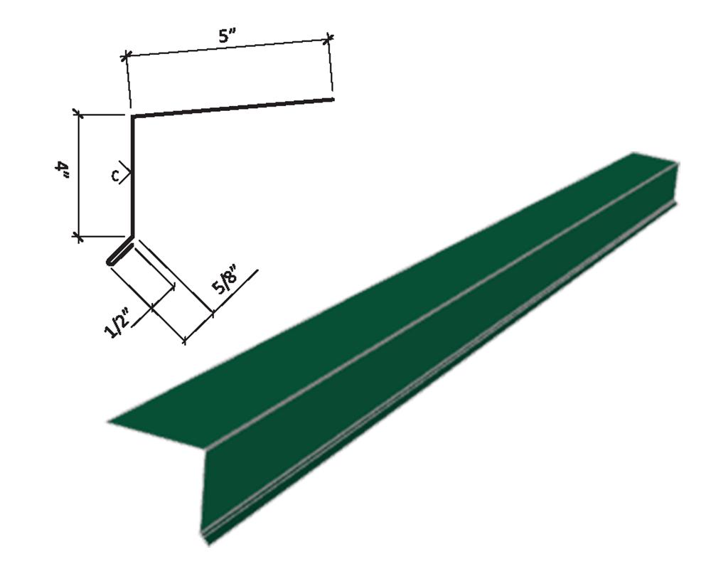 metal eave trim